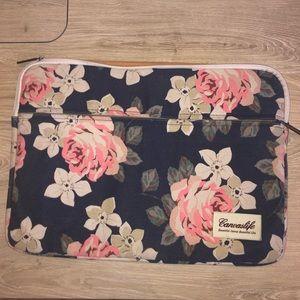 Rose laptop case 🌹